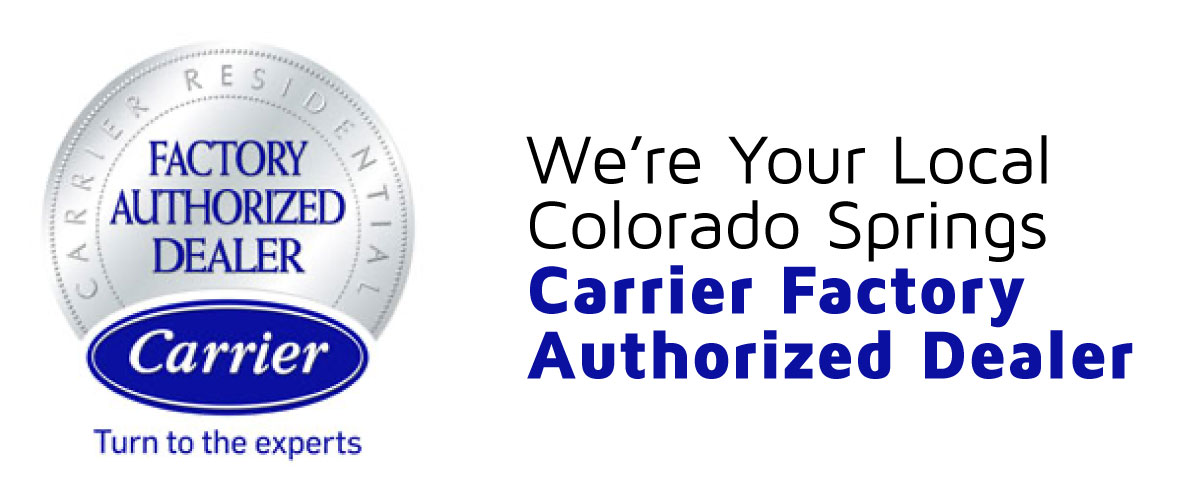 We're Your Local Carrier Factory Authorized Dealer